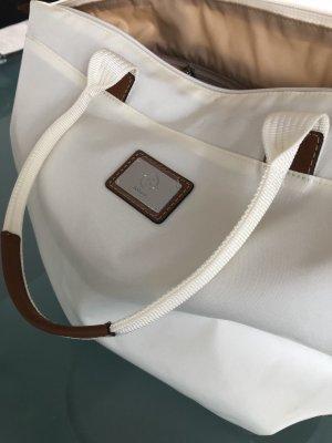 Bogner Sac porté épaule beige clair synthétique