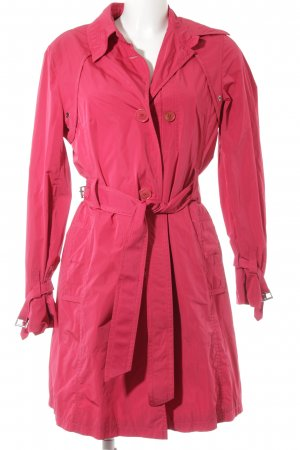 Bogner Trenchcoat magenta Casual-Look