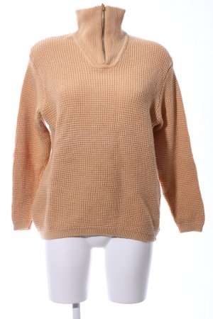 Bogner Sailor Sweater light orange casual look