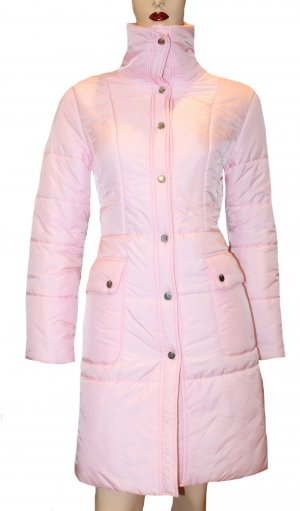 BOGNER ultraleichter Steppmantel Mantel rosa Gr. 38