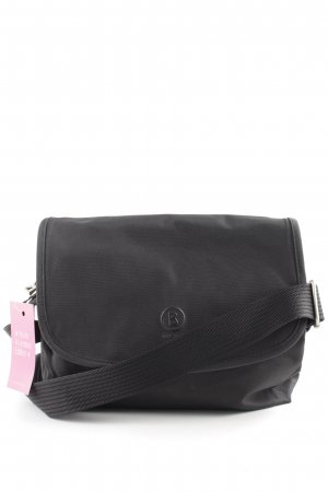 Bogner Crossbody bag black athletic style
