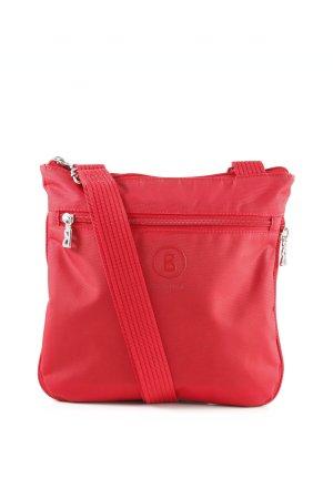 Bogner Gekruiste tas rood simpele stijl