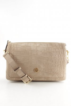 "Bogner Gekruiste tas ""Tribeca Tia Suede Crossbody Bag Sand"" camel"