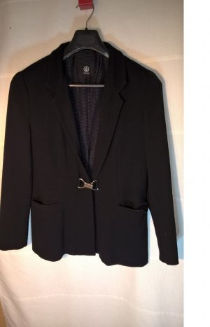 Bogner ,Vintage-Look Sweatblazer schwarz  in Gr. 40