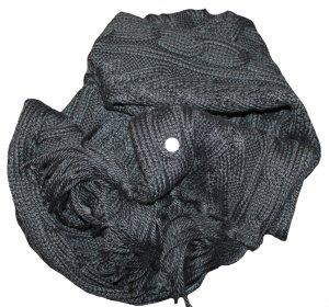 BOGNER Winter Schal schwarz Neu
