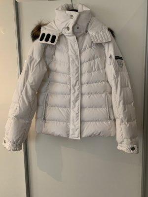 Bogner Fire + Ice Down Jacket white polyester