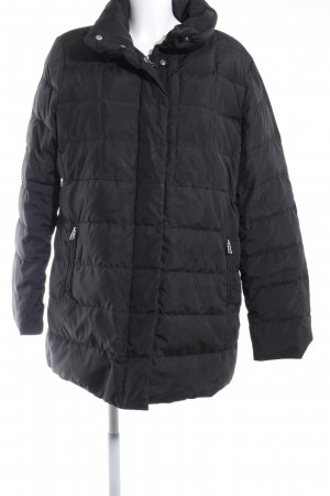 Bogner Wintermantel schwarz schlichter Stil