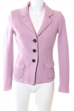 Bogner Woll-Blazer pink Business-Look