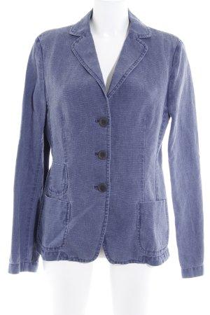 Bogner Woll-Blazer blau schlichter Stil