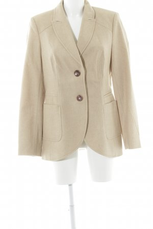 Bogner Woll-Blazer creme Business-Look
