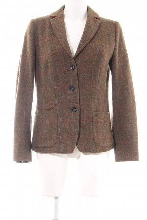 Bogner Woll-Blazer Karomuster Business-Look