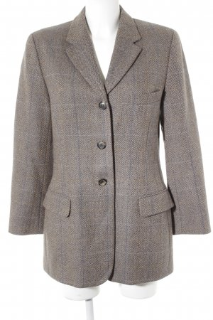 Bogner Wool Blazer glen check pattern business style