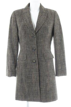 Bogner Cappotto in lana multicolore stile classico