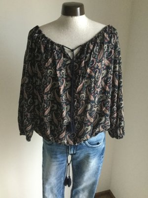 Denim & Supply Ralph Lauren Carmen blouse veelkleurig Viscose