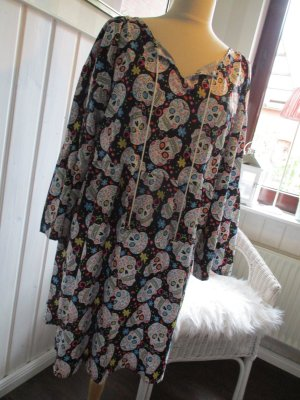 Robe Hippie multicolore polyester