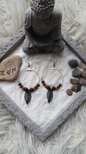 Boho Creolenohrringe NEU handmade