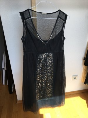 Boho Dress Schwarz