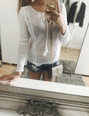 Boho hemd hippe style gr. Xs