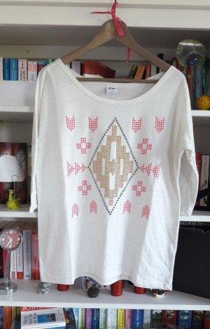 Boho Hippie Blogger Shirt pulli Pullover