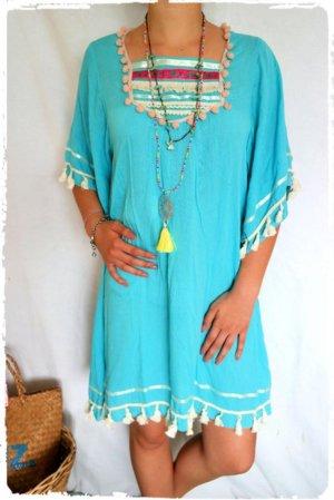 Boho Hippie Kleid Tunika aus Ibiza