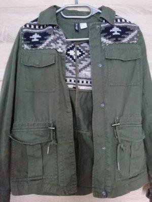 H&M Jacket khaki