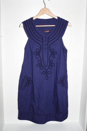 Boho Kleid S in Blau von OBJECT
