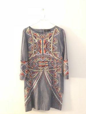 Boho-Kleid von Antik Batik