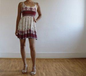 Boho Kleid von Review