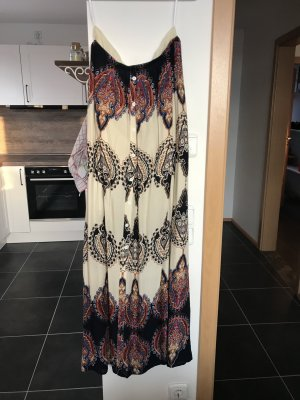 Hippie Dress multicolored rayon