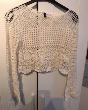 H&M Knitted Top multicolored