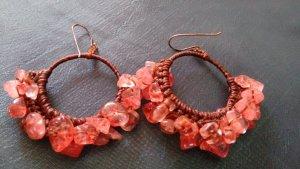 Boho Ohrringe Handmade