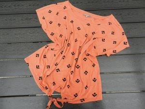 Boho-Shirt - altorange - M