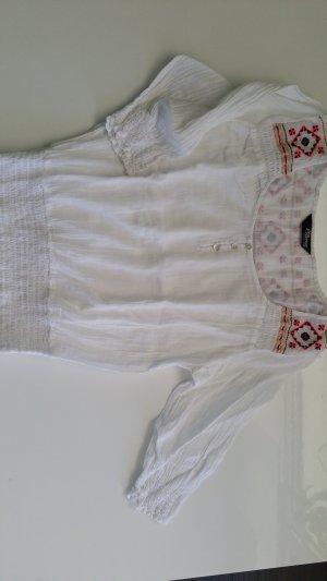 Boho Shirt / Bluse von Jane Norman, Größe 10/S