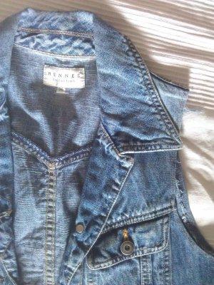 Boho Short Jeans Waistcoast