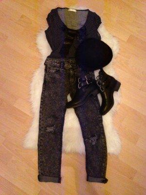 Boho Skinny Regular Ankle Jeans