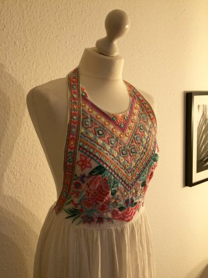 Accessorize Vestido largo multicolor
