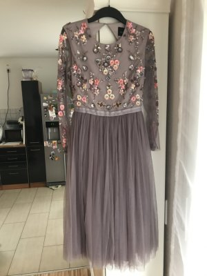 Boho Tüll Kleid rückenfrei von Needle and thread!