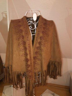 Hollister Safari Jacket brown