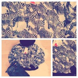 BohoShirt Chiffon Shirt 3/4 Stil Neu