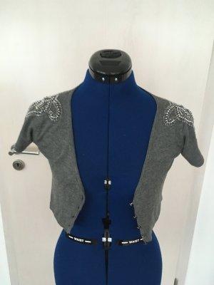 Orsay Gilet tricoté argenté