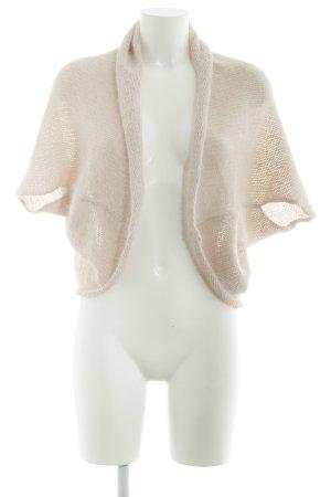 Bolero rosa antico elegante