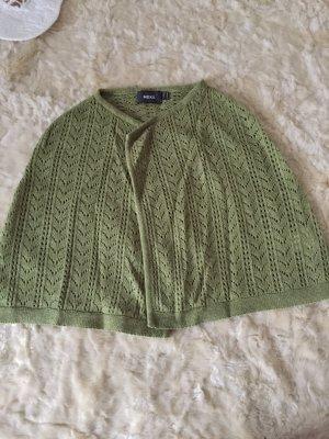Mexx Knitted Bolero lime-green
