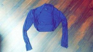 Bolero Jacke im schönene dunkelblau