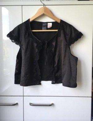 H&M Boléro noir