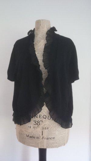 Bolero black mixture fibre