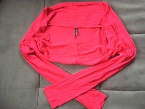 Bolero von Amisu in pink Größe S