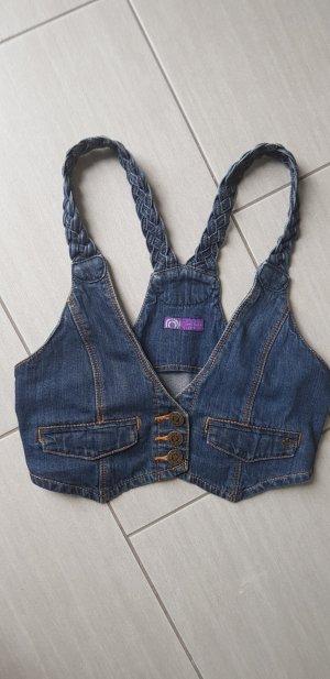 AJC Smanicato jeans blu