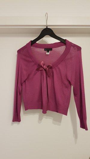 MNG Casual Sportswear Bolero purple cotton