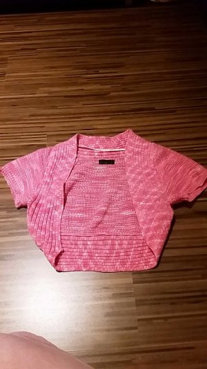 Bolerojäckchen im rosa Farbton