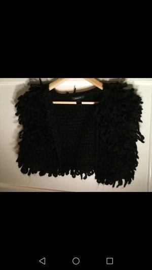Mango Suit Bolero black